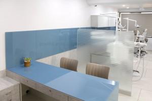 Dnetal clinic design india - maa sharda