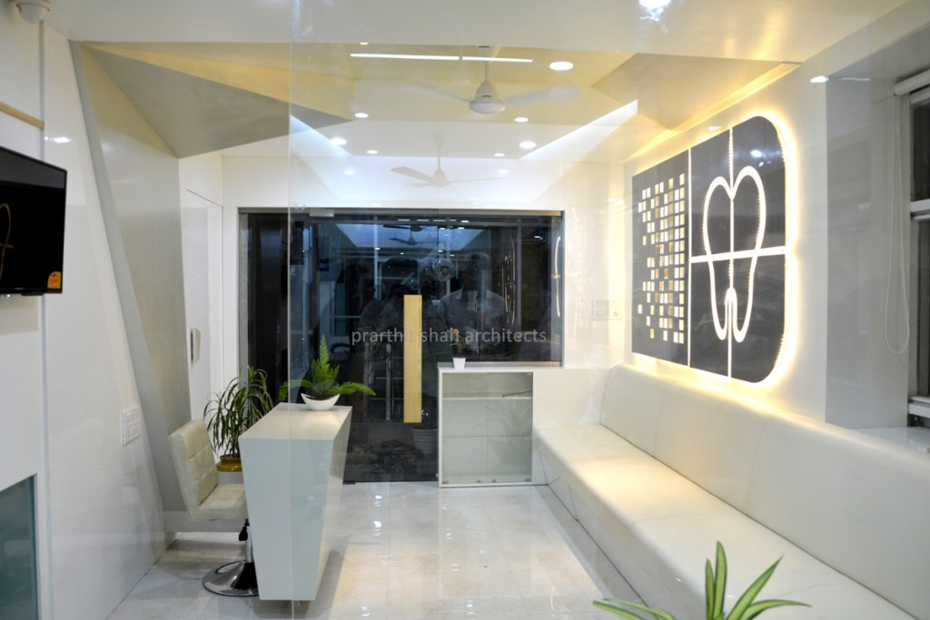 Dental Clinic Medical Dental Clinic Interior Solutions Prarthit Shah Architects