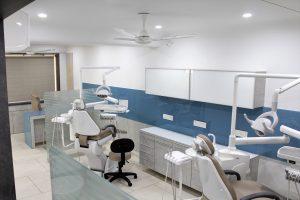dental clinic lighting - Uniform lighting will smoothen surgery procedure