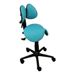 Saddle Stool - dental office design