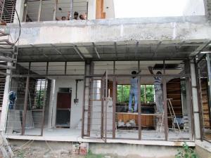 5.-Door-Windows-villa-aaranyak-making-17