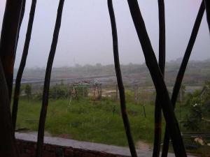 6.-Lanscaping-villa-aaranyak-making-1