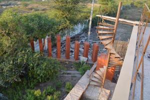 6.-Lanscaping-villa-aaranyak-making-3
